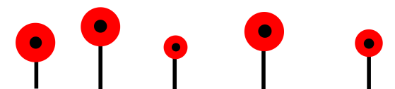 ANZAC poppies